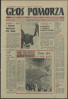 Głos Pomorza. 1976, wrzesień, nr 203