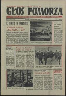 Głos Pomorza. 1976, wrzesień, nr 210