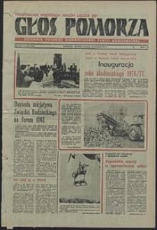 Głos Pomorza. 1976, wrzesień, nr 224