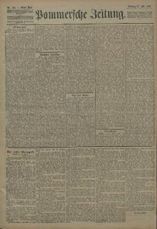 Pommersche Zeitung : organ für Politik und Provinzial-Interessen. 1908 Nr. 157