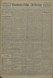 Pommersche Zeitung : organ für Politik und Provinzial-Interessen. 1903 Nr. 191 Blatt 1