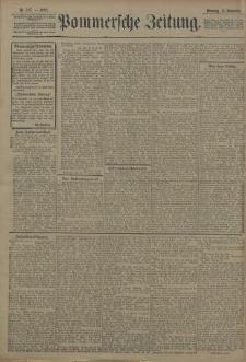 Pommersche Zeitung : organ für Politik und Provinzial-Interessen. 1908 Nr. 241