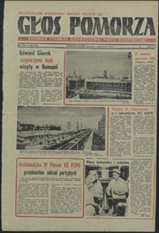 Głos Pomorza. 1976, październik, nr 229