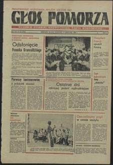 Głos Pomorza. 1976, październik, nr 238