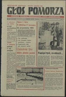 Głos Pomorza. 1976, listopad, nr 250