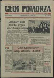 Głos Pomorza. 1976, listopad, nr 262