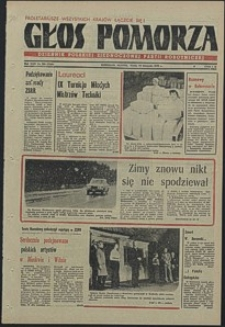 Głos Pomorza. 1976, listopad, nr 269