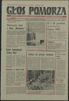 Głos Pomorza. 1976, grudzień, nr 284