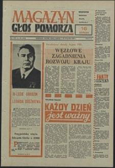Głos Pomorza. 1976, grudzień, nr 289