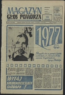 Głos Pomorza. 1976, grudzień, nr 299