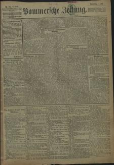 Pommersche Zeitung : organ für Politik und Provinzial-Interessen. 1909 Nr. 151