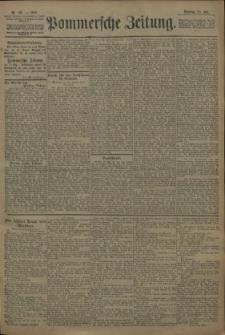Pommersche Zeitung : organ für Politik und Provinzial-Interessen. 1909 Nr. 169