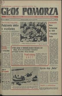 Głos Pomorza. 1977, styczeń, nr 20