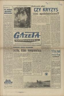 Gazeta Spółdzielcza : ilustrowany tygodnik gospodarczo-społeczny. R.3, 1959 nr 39