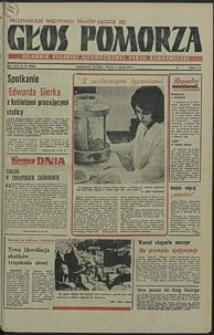 Głos Pomorza. 1977, marzec, nr 53