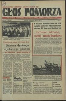 Głos Pomorza. 1977, marzec, nr 72