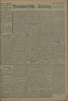 Pommersche Zeitung : organ für Politik und Provinzial-Interessen. 1909 Nr. 228