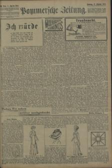 Pommersche Zeitung : organ für Politik und Provinzial-Interessen. 1909 Nr. 241