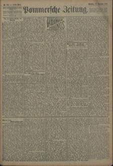 Pommersche Zeitung : organ für Politik und Provinzial-Interessen. 1909 Nr. 294