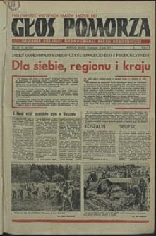 Głos Pomorza. 1977, maj, nr 109