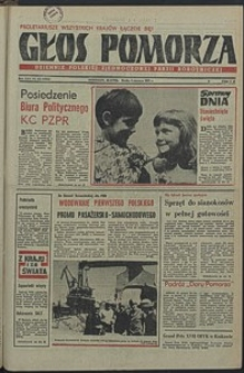 Głos Pomorza. 1977, czerwiec, nr 123