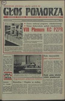 Głos Pomorza. 1977, czerwiec, nr 128