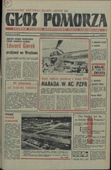 Głos Pomorza. 1977, czerwiec, nr 134