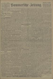 Pommersche Zeitung : organ für Politik und Provinzial-Interessen. 1903 Nr. 261