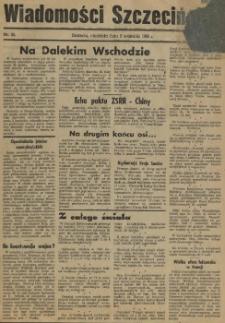 Wiadomości Szczecińskie : biuletyn Urzędu Informacji i Propagandy na Okręg Pomorze Zachodnie. R.1, 1945 nr 22