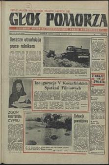 Głos Pomorza. 1977, sierpień, nr 175