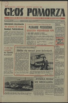 Głos Pomorza. 1977, sierpień, nr 178