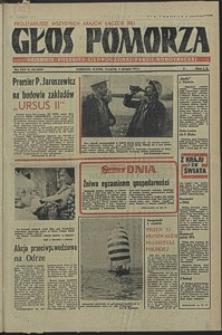 Głos Pomorza. 1977, sierpień, nr 180