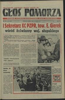 Głos Pomorza. 1977, sierpień, nr 187