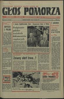 Głos Pomorza. 1977, sierpień, nr 193