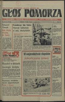 Głos Pomorza. 1977, sierpień, nr 196