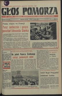 Głos Pomorza. 1977, wrzesień, nr 207