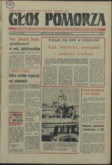 Głos Pomorza. 1977, październik, nr 225
