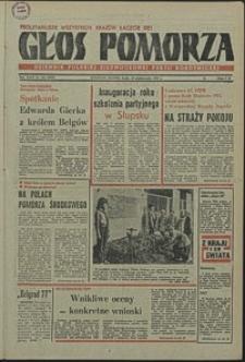 Głos Pomorza. 1977, październik, nr 232