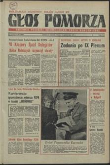 Głos Pomorza. 1977, październik, nr 237