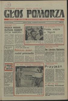 Głos Pomorza. 1977, październik, nr 242