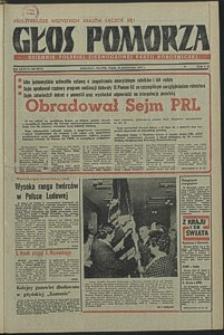 Głos Pomorza. 1977, październik, nr 246