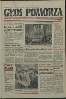 Głos Pomorza. 1977, listopad, nr 249