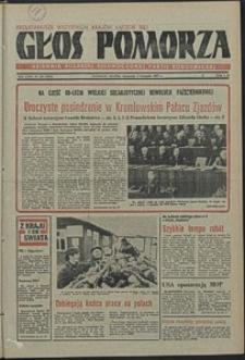 Głos Pomorza. 1977, listopad, nr 250