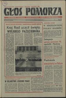 Głos Pomorza. 1977, listopad, nr 254