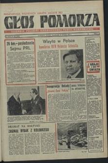 Głos Pomorza. 1977, listopad, nr 264