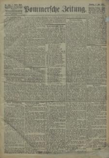 Pommersche Zeitung : organ für Politik und Provinzial-Interessen. 1904 Nr. 157