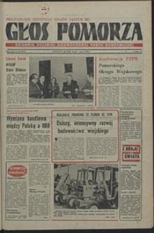Głos Pomorza. 1978, marzec, nr 49