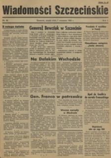 Wiadomości Szczecińskie : biuletyn Urzędu Informacji i Propagandy na Okręg Pomorze Zachodnie. R.1, 1945 nr 26