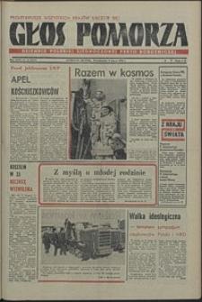 Głos Pomorza. 1978, marzec, nr 52