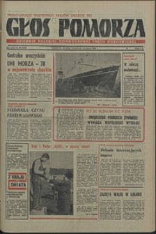Głos Pomorza. 1978, marzec, nr 64